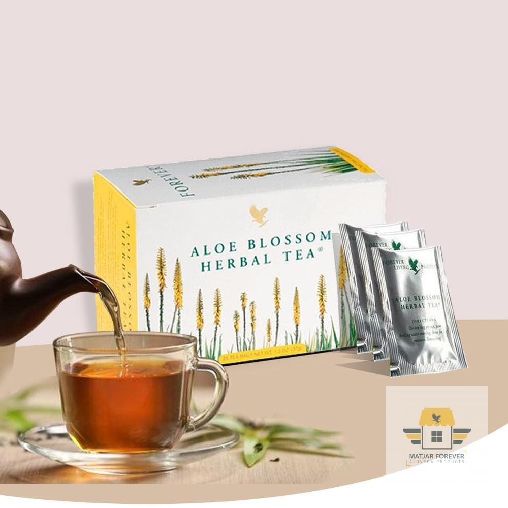 شاي ألو بلوسوم هيربال تي